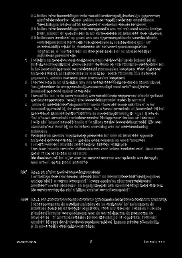 Correctievoorschrift examen VMBO GLTL Frans 2019, tijdvak 1. Pagina 3