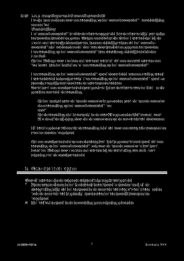 Correctievoorschrift examen VMBO GLTL Frans 2019, tijdvak 1. Pagina 4