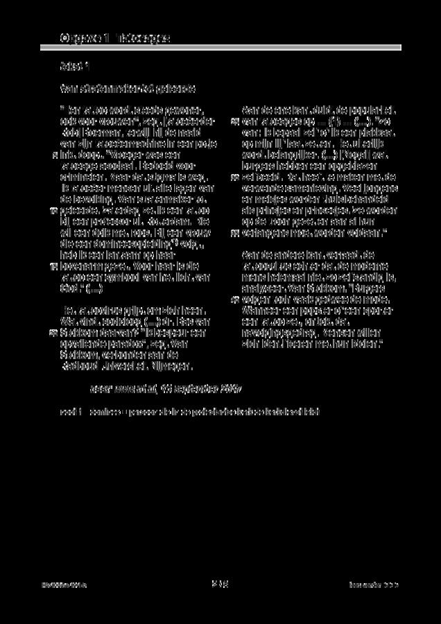 Bijlage examen HAVO maatschappijwetenschappen 2019, tijdvak 1. Pagina 2