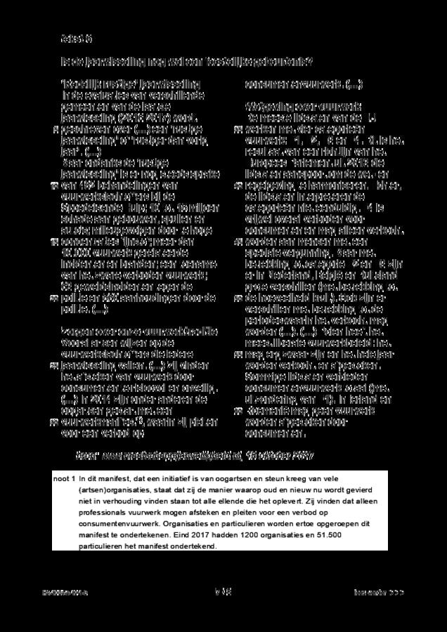 Bijlage examen HAVO maatschappijwetenschappen 2019, tijdvak 1. Pagina 7