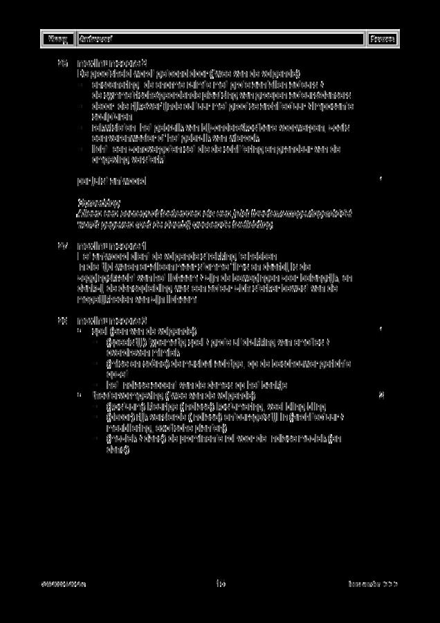 Correctievoorschrift examen VWO kunst (algemeen) 2019, tijdvak 1. Pagina 15
