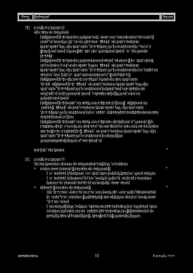 Correctievoorschrift examen VWO kunst (algemeen) 2019, tijdvak 1. Pagina 16